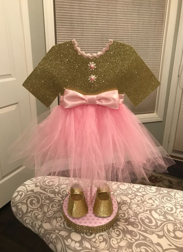 Pink Ballerina Baby Shower Decorations For Sale In Whittier Ca Offerup