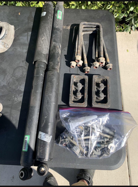 Ford F-150 FX4 Front Strut Coil Spring Shock Assembly OEM Left & Right