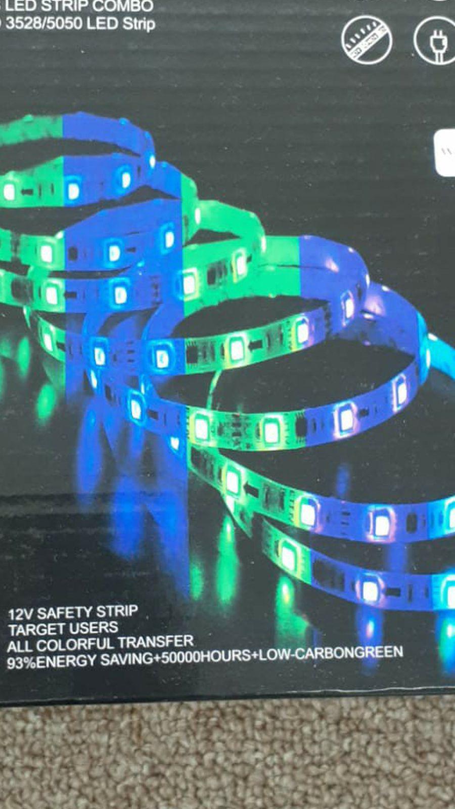Waterproof 5M LED Strip