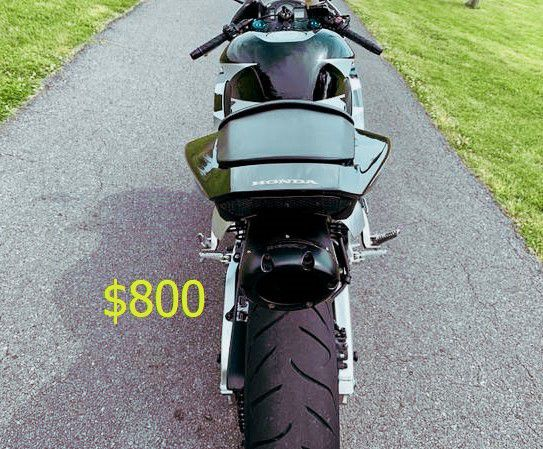 Photo 8OOFor Sale 2015 Honda CBR 600RR Sport
