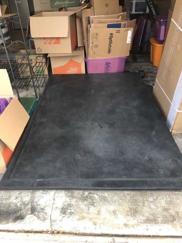 Horse Stall Mats Can Be Used For Exercise Or Crossfit For Sale In
