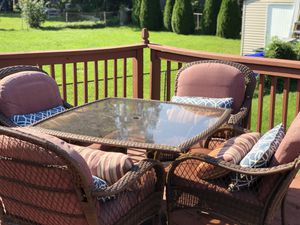 Patio furniture set for Sale in Rockville, MD