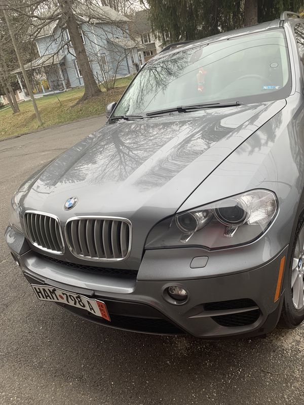 2012 Bmw X5 Diesel 82k Fully Loaded 19 900 Obo For Sale In Middlebury Ct Offerup