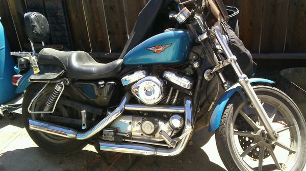 1997 Harley Sportster XL 1200 C for Sale in Stockton, CA - OfferUp
