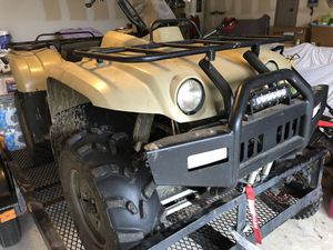 Photo 2001 Yamaha Big Bear 400 4x4 - everything works, low use overall - TX title