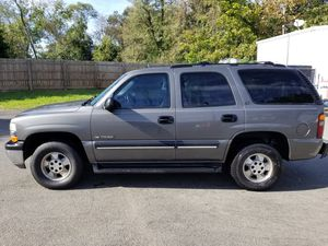 "2002 Chevy Tahoe ""4wd"" for Sale in Montclair, VA"