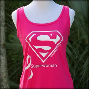Superwoman Pink Tank Top (S-XXL) for Sale in Winter Springs, FL