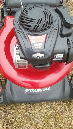 Photo 2016 murray 21inch lawn mower