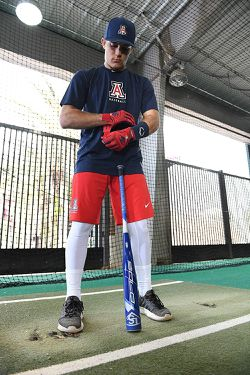 "Louisville Slugger 2020 Solo (-3) 2 5/8"" BBCOR Baseball Bat - 34""/31 Oz. Thumbnail"