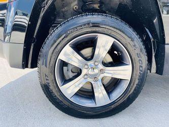 2017 Jeep Patriot Thumbnail