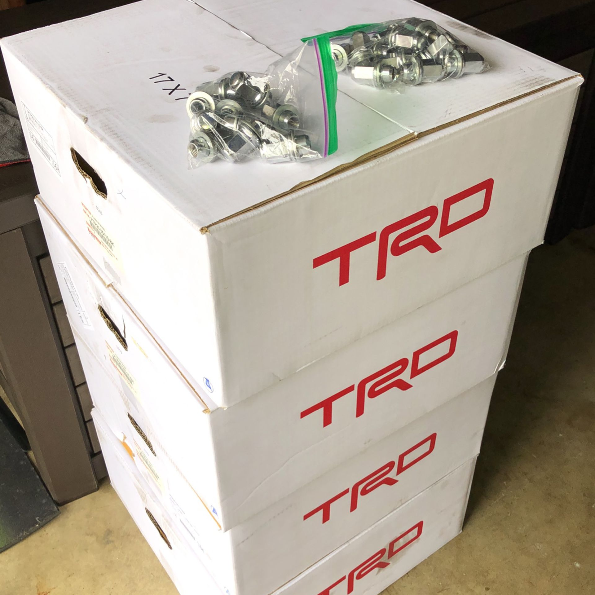 Brand New  2021 Toyota 4Runner 17X7 Wheels Tacoma FJ Cruiser Land Cruiser