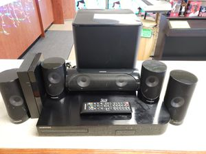 Samsung HT-J5500W 3D Blu-ray Home Theater for Sale in Kensington, MD