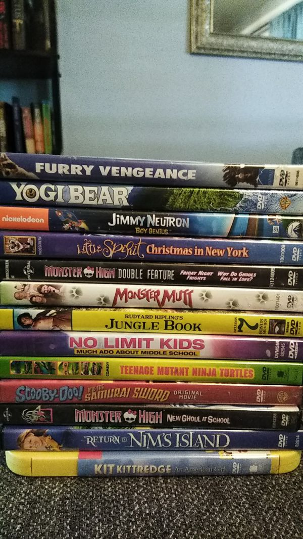 Kid movies for Sale in North Richland Hills, TX - OfferUp
