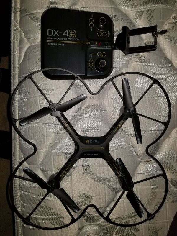 Sharper Image Dx4 Drone For Sale In Rockford Il Offerup