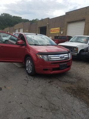 "Ford Edge ""2010..,run and drive. for Sale in Bladensburg, MD"