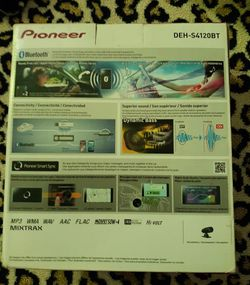 Pioneer Car Head unit With Anything U Could Ever Want On A Head Unit Thumbnail