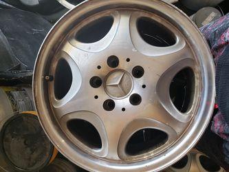 Benz rims Thumbnail