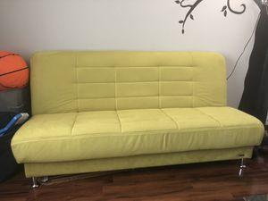 Green futon for Sale in Miami, FL