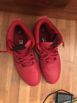 4788dc85ec06 Red Nike Air Jordans size 12 for Sale in Newtonville