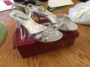 Women's size 6.5 Wedding Shoes for Sale in St. Louis, MO
