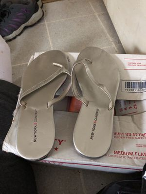 New York company sandals for Sale in Annandale, VA