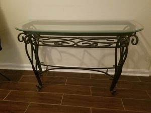 Console table for Sale in Saint Charles, MD