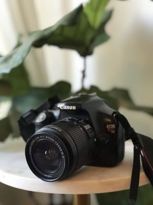 Canon T3 Rebel LENS PACKAGE for Sale in Walnut, CA
