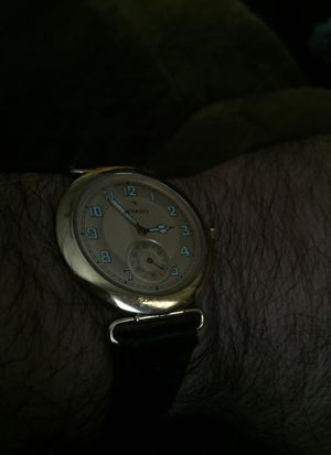 Antique movado watch perfect & keeping time 50 years old for Sale in New Orleans, LA