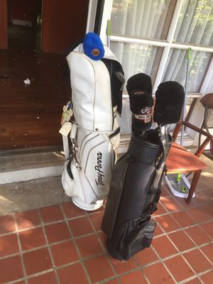 Name brand left handed golf clubs $550 for Sale in Washington, DC