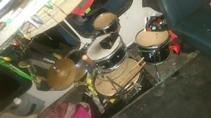 Drum set available can deliver in sf for Sale in San Francisco, CA