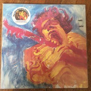 Jimi Hendrix Concert 2 disc vinyl for Sale in Fairfax, VA