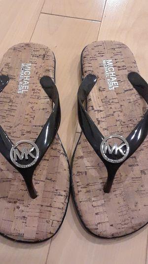 Michael Kors flip flops for Sale in Potomac, MD