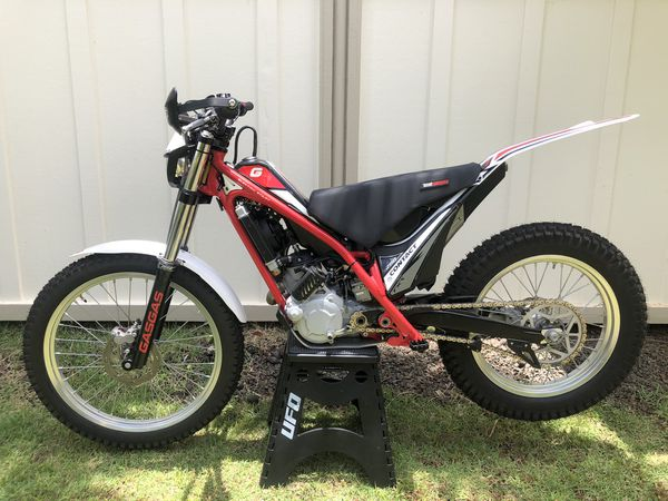 Brand new 2018 gasgas contact 280