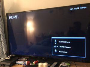 Samsung 55in full HD - smart Tv for Sale in Alexandria, VA