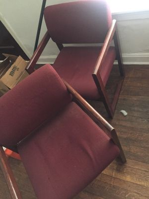 Two chairs for Sale in Salt Lake City, UT