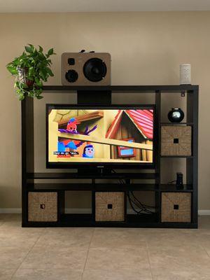 Photo Entertainment center / tv stand