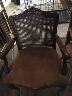 Dining Chairs (4) Thumbnail