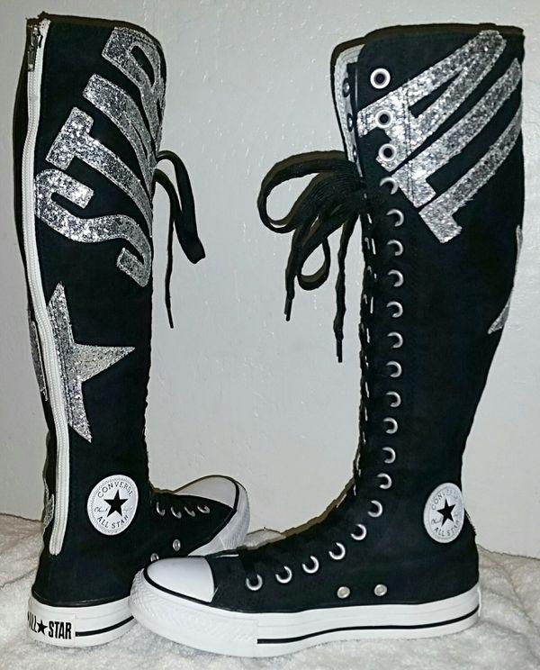 NEW! Converse Chuck Taylor 'XX Hi' knee high boot