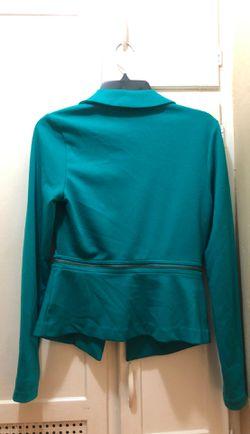 Green blazer- S Thumbnail