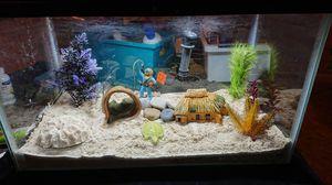 10 Gallon Fish Tank for Sale in Herndon, VA