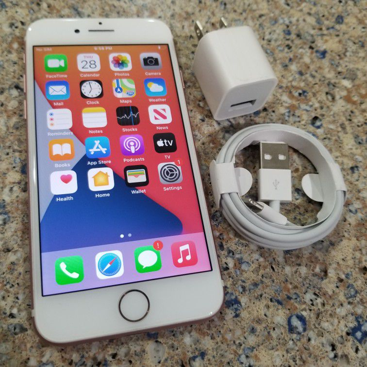 Unlocked Iphone 7 32gb Rose Gold Used Excellent Conditions