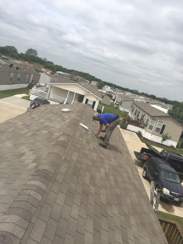 T1 Roofing free inspection