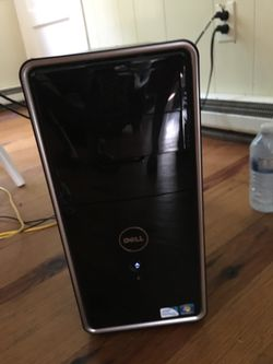 Inspiron 560 PC with 17 inch monitor, keyboard and mouse Thumbnail