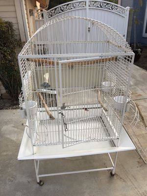 Large parrot cage for Sale in Visalia, CA