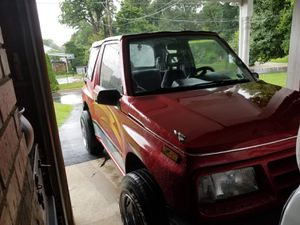 97 Geo Tracker 4x4 automatic for Sale in Silver Spring, MD