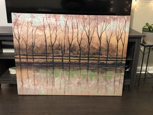 Canvas painting for sale for Sale in Brambleton, VA