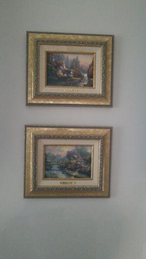 Thomas kincaid prints for Sale in Manassas, VA