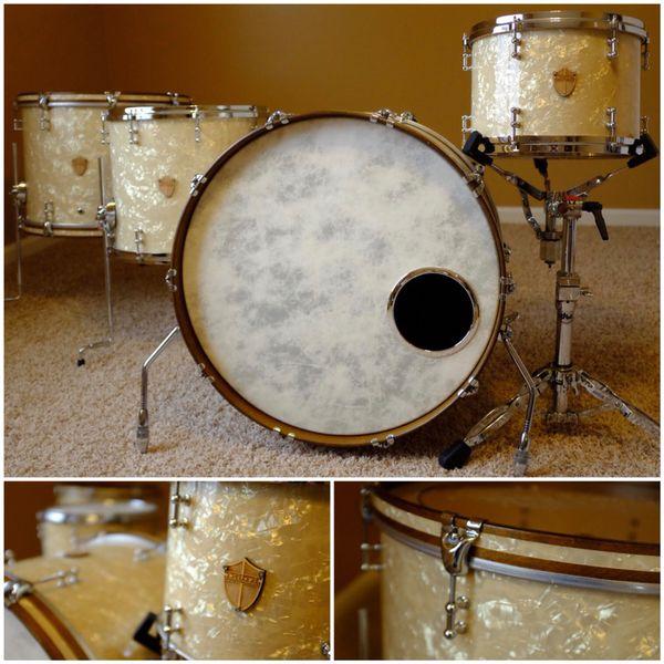 Truth Custom Drum Set - Birch for Sale in Pleasant View, TN - OfferUp