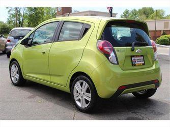 2013 Chevrolet Spark Thumbnail