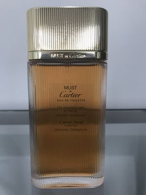 Must by Cartier 3.4 new for Sale in Herndon, VA